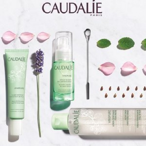 限时75折 €24收净痘套装Caudalie 欧缇丽 平衡净痘系列 专治你的痘痘肌 清洁你的毛孔