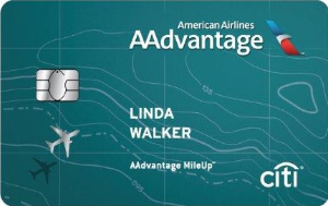 Earn 10,000 American Airlines AAdvantage® bonus miles and receive a $50 statement creditAmerican Airlines AAdvantage MileUp℠ Card