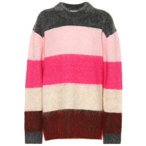 Acne StudiosExclusive to Mytheresa – Albah striped mohair-blend sweater