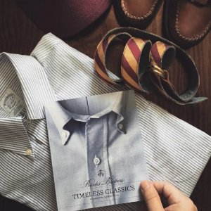 Up to 70% Off + Extra 25% offSelect Items Sale @ Brooks Brothers
