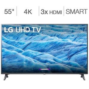 $350 收55吋 $499 收 65吋黑五价:LG 4K HDR 智能电视