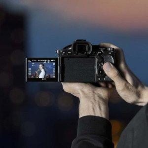 读作A7s III,写作A7s IV索尼发布全新摄录全幅微单 A7s III, 无裁切4K60P 16bit Raw外录
