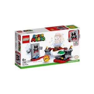 Lego麻烦的熔岩怪 71364