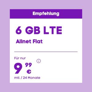 月租€9.99 带号入网返€10性价比超高➕免接通费 包月电话/短信+6GB流量+欧盟漫游