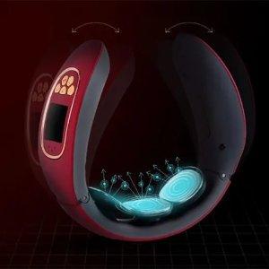 现价£12.99(原价£59.99)3D 脉冲式颈部按摩仪热促 缓解肌肉紧张 学习减压神器