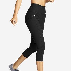 7折+包邮 $35收黑色leggingsEddie Bauer官网 leggings、休闲裤、牛仔裤等裤装