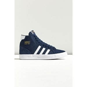 Adidas码数不多啦!两色可选高帮运动鞋