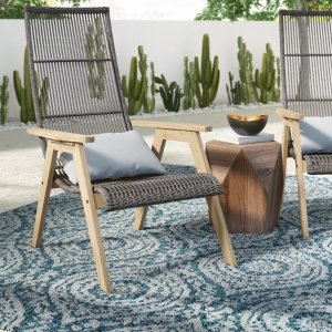 Awe Inspiring Wayfair Selected Patio Lounge Chairs On Sale As Low As 54 Machost Co Dining Chair Design Ideas Machostcouk