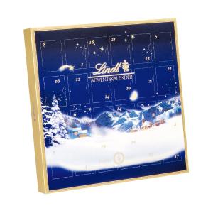 2盒装¥94Lindt 巧克力圣诞倒数日历 115g 自留送礼皆可