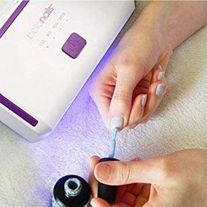 $9.99(原价$29.99)BellaNails UV LED美甲灯 4种定时模式 30秒高效照灯美甲