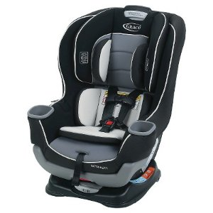 Graco Baby Extend2Fit Convertible Car Seat - Gotham : Target