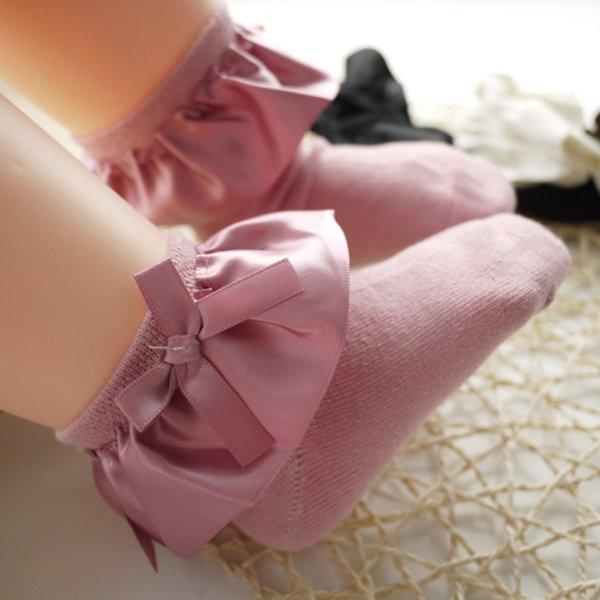 小娃装饰袜子