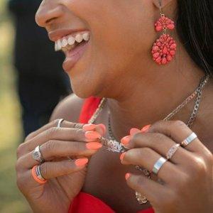 满£40送封面橘色指甲油OPI 好莱坞明星挚爱美甲品牌 仙女专属法式奶油风美甲