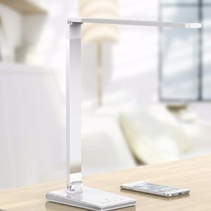 $12 Aptoyu LED Dimmable Desk Lamp with 4 Lighting Modes
