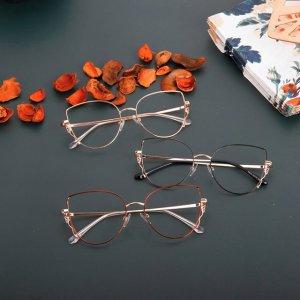全单享6折 无需处方独家:GlassesShop 时尚眼镜万圣节大促 镜框镜片都参加