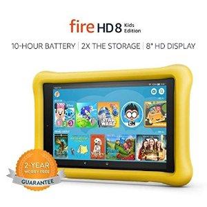 Amazon史低价Fire HD 8 32GB 儿童版平板电脑