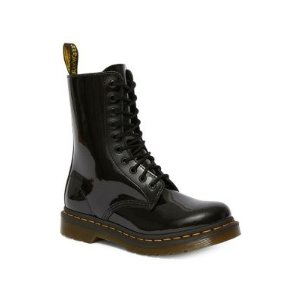 Dr. MartensOriginal Icons 1490 Patent Leather Mid-Calf Boots