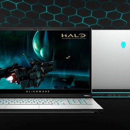 Alienware m17 R4 游戏本