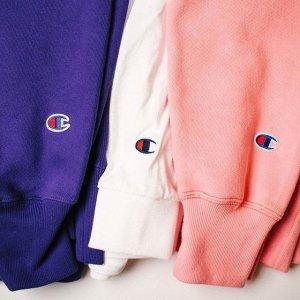 低至2.5折 + 免邮 $5.99起Champs官网 LogoT恤,卫衣,长裤等促销