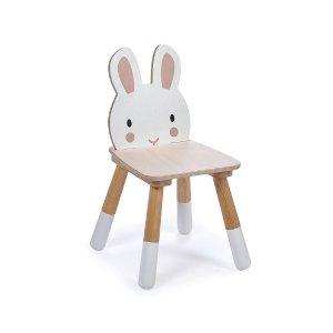 Tender Leaf Toys可爱小兔纸椅子