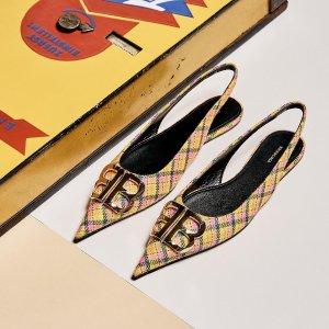 6折 logoT恤$29711.11独家:Balenciaga巴黎世家精选鞋包服饰热卖