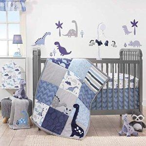 $6.59起 多款史低价史低价:Bedtime Originals 高颜值婴幼儿床品、安抚玩具等特卖