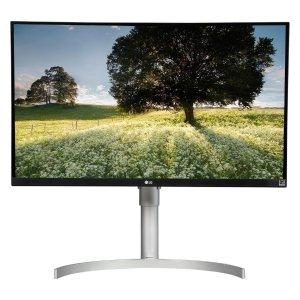 $419.99 LG 27BK85U-W HDR 4K USB Type-C FreeSync Monitor
