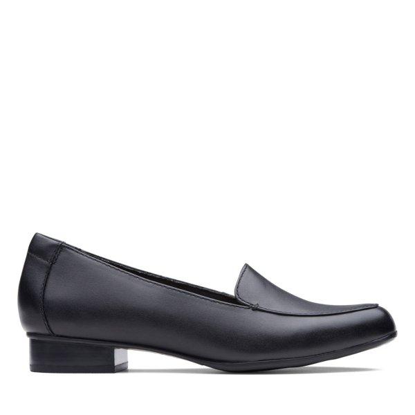 黑色乐福鞋