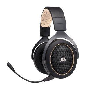 $99.99(原价$139.99)Corsair HS70SE 无线游戏耳机 兼容PS4