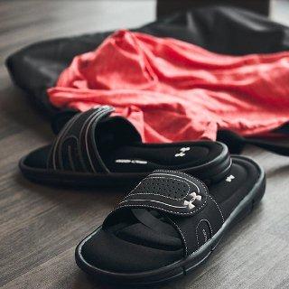 多色低至¥166Under Armour Ignite VIII 女款夏日拖鞋