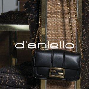 新品8.5折+定价优势D'aniello Boutique 大牌美包享好价 收Burberry、Prada