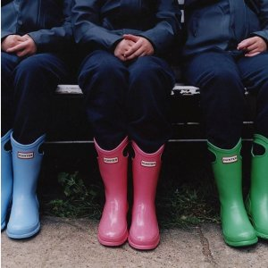 低至6折+最高送$100礼卡Hunter 雨靴热卖 款式超多,多色可选