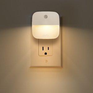 白菜价:eufy Lumi 直插式LED小夜灯 4个