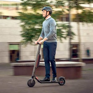 Segway Ninebot ES3 可折叠滑板车 带双电池