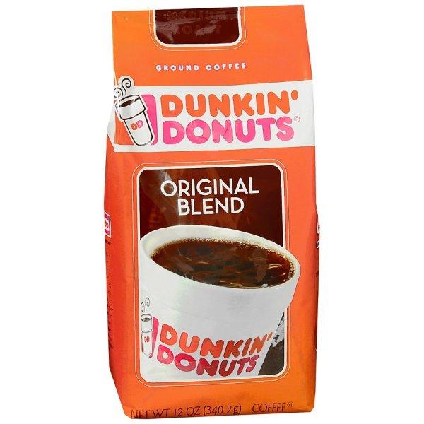 中度烘焙咖啡粉 12oz