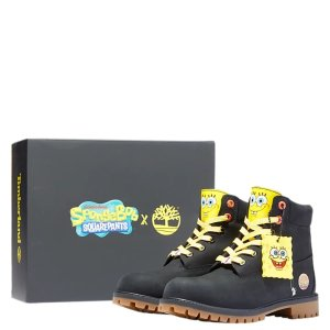 Timberland X SpongeBob SquarePants Collections New Arrivals