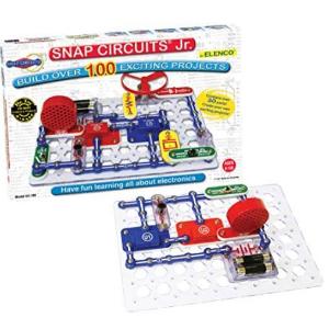 $20.4(原价$46)Elenco Snap Circuits Jr. SC-100 电路DIY拼接玩具