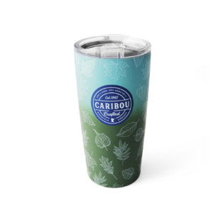 Fall promotional Tumbler- Teal and Green