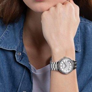 低至3折 DW经典款仅€48Zalando Privé 女士手表专场3日闪促 €57收Fossil手表