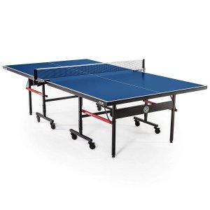 斯蒂卡 乒乓球桌, 乒乓球拍促销