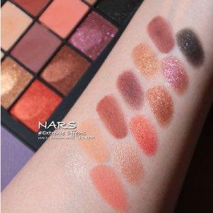 NARS超美紫橙调眼影Extreme Effects 12色眼影盘