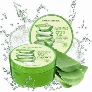 $6.4 Aloe Soothing Gel (Soothing Gel) 300 ml / 10.14 fl. oz
