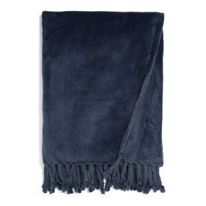 Nordstrom127*152cm纯色流苏毛毯