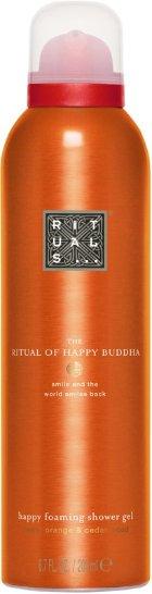 RITUALS Online Only The Ritual of Happy Buddha Foaming Shower Gel | Ulta Beauty