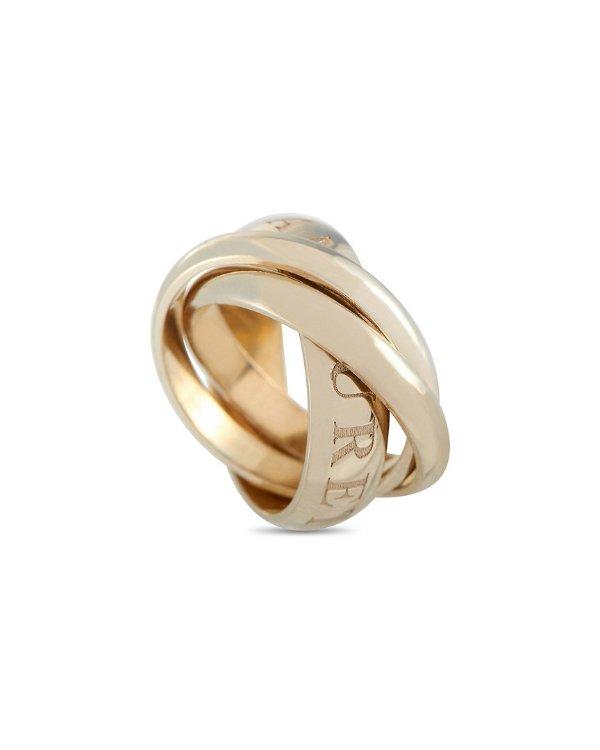 Cartier 18K vinatge 二手戒指