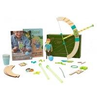 kiwico 制作行走的小人&弓箭,适合年龄 5-8