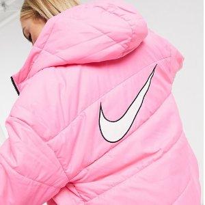 一律85折 £76收封面ASOS 休闲羽绒服专场热卖 Nike、adidas、TNF等都有