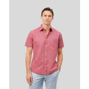 Charles Tyrwhitt短袖衬衫