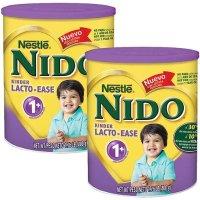 Nestle Nido 雀巢1岁+低乳糖婴幼儿奶粉 1.76磅