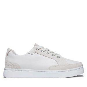 Timberland小白鞋